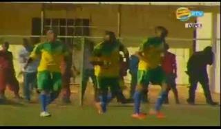 Rwanda 3 - 0 Libya (Cúp bóng đá Châu Phi 2014-2015, vòng vòng loại 1)