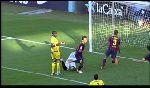 Barcelona B 4 - 3 Alcorcon (Hạng 2 Tây Ban Nha 2013-2014, vòng 41)
