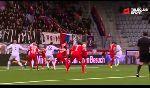 FC Thun 2 - 2 Basel (Thụy Sỹ 2013-2014, vòng 23)