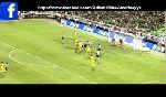 Santos Laguna 3 - 1 Club America (Mexico 2014, vòng )