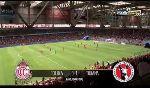 Toluca 3 - 1 Club Tijuana (Mexico 2014, vòng )