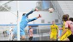 Malmo FF 0 - 1 Columbus Crew (Giao Hữu 2014, vòng tháng 2)