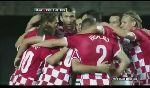 Croatia 1 - 0 Australia (Giao Hữu 2014, vòng tháng 6)