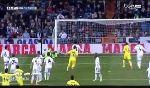 Real Madrid 4 - 2 Villarreal (Tây Ban Nha 2013-2014, vòng 23)