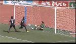 Thespa Kusatsu Gunma 1 - 1 Roasso Kumamoto (Hạng 2 Nhật Bản 2014, vòng 18)