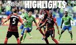 Seattle Sounders 3 - 1 Portland Timbers (Nhà nghề Mỹ - MLS 2014, vòng 7)