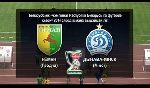 Neman Grodno 0 - 2 Dinamo Minsk (Belarus 2014, vòng 13)