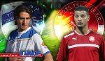 Hapoel Tel Aviv 4 - 2 Hapoel Ironi Kiryat Shmona (Israel 2013-2014, vòng vô địch)