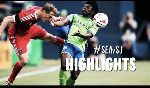 Seattle Sounders 1-0 San Jose Earthquakes (USA MLS 2014)