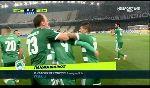 PAOK Saloniki 1 - 4 Panathinaikos (Cúp Quốc Gia Hy Lạp 2013-2014, vòng bán kết)