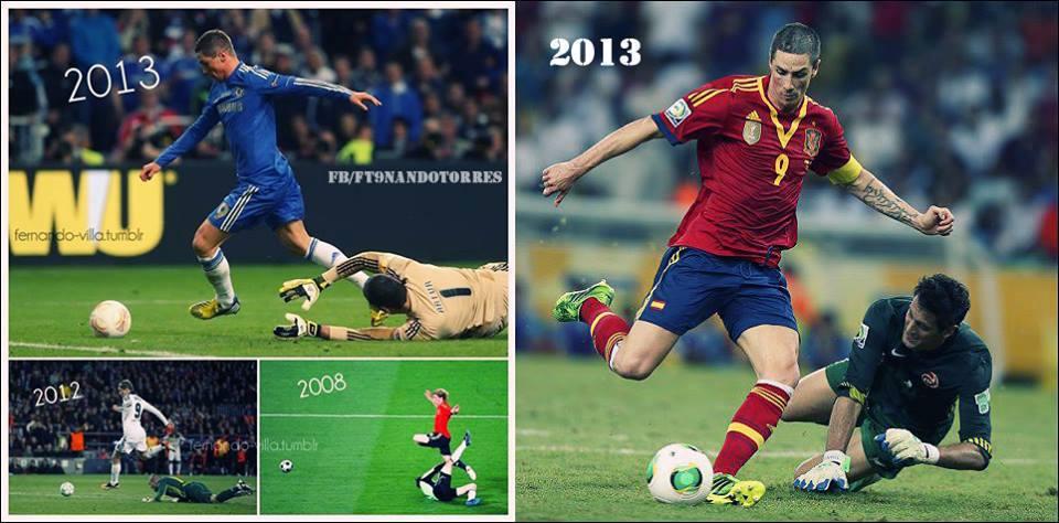 Những khoảnh khắc để đời của Torres
