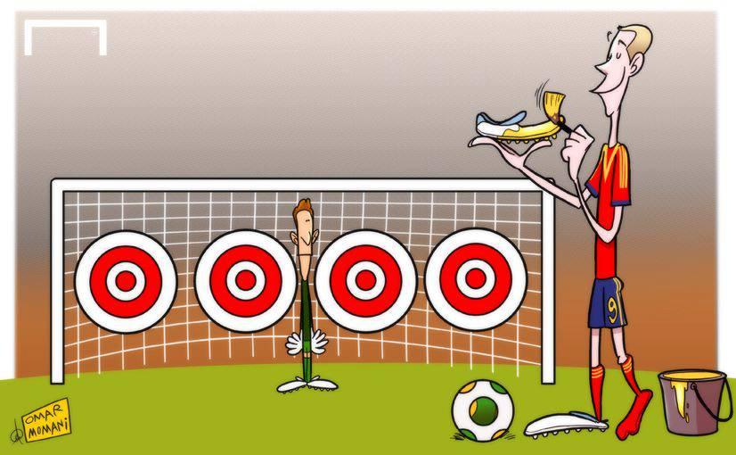 4 bàn thắng vào lưới Haiti và Torres sẽ giành Chiếc giầy vàng?