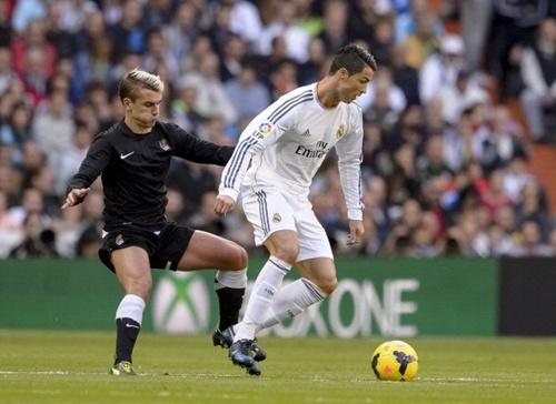 Toàn cảnh 'Kền kền Chúa' Ronaldo hạ gục Sociedad