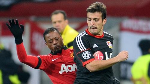 Chùm ảnh: Quỷ đỏ United thắng đậm 5 bàn và tung hoành trên đất Đức