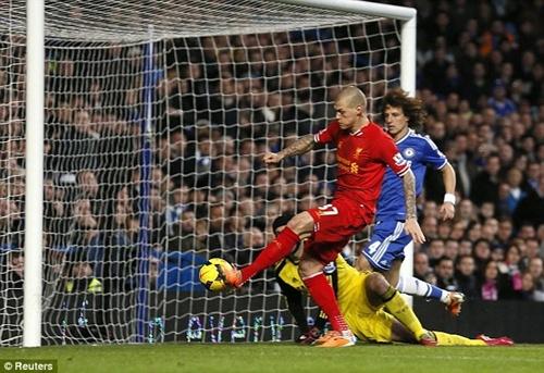Hình ảnh trận Mourinho xuất sắc hơn Rodgers