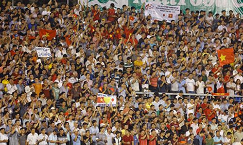 Khán giả bật khóc sau trận thua của U19 Việt Nam