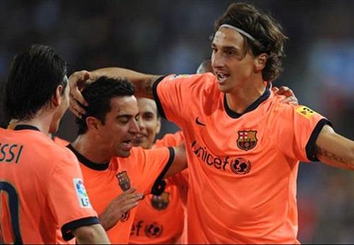5 chiến thắng hiếm hoi gần đây của Atletico trước Barcelona