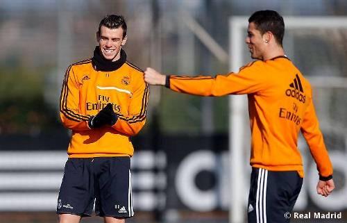Ronaldo, Bale rạng ngời chuẩn bị cho trận gặp Villarreal
