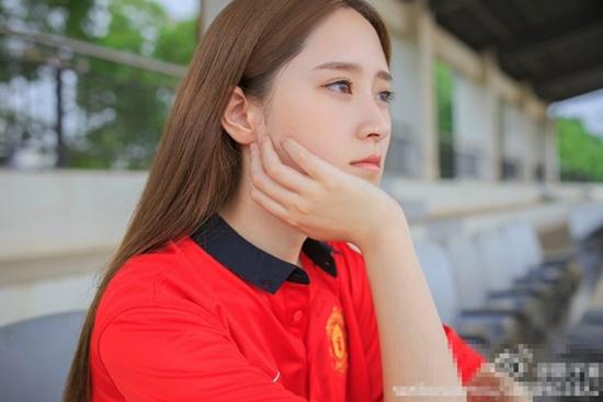 Cô nàng sinh viên của Đại học ngôn ngữ và văn hóa Bắc Kinh, Mae Chan bỗng ... - diem-tin-hau-truong-25-09-cong-vinh-ung-ho-u19-viet-nam-da-sea-games-2015-0