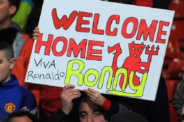 """10 lý do Ronaldo và M.U nên """"tái hôn"""""""