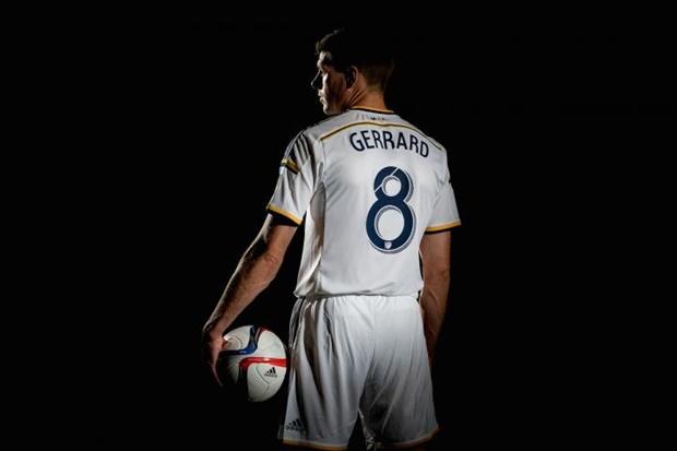 Steven Gerrard lần đầu khoác áo LA Galaxy