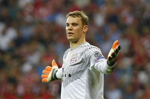 """Đội hình """"trong mơ"""" kết hợp giữa Bayern với Dortmund"""