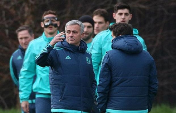 Chelsea sẵn sàng cho trận quyết chiến với Porto