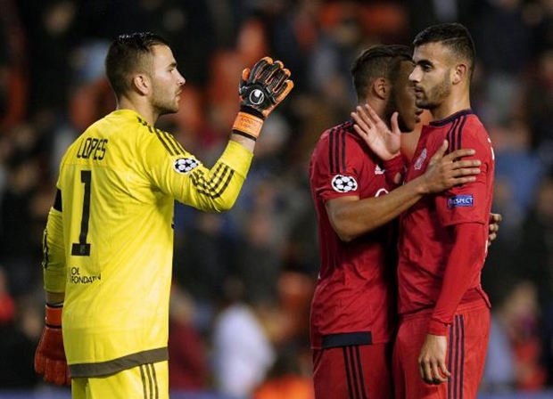 Những đội bóng gây thất vọng nhất sau vòng bảng Champions League