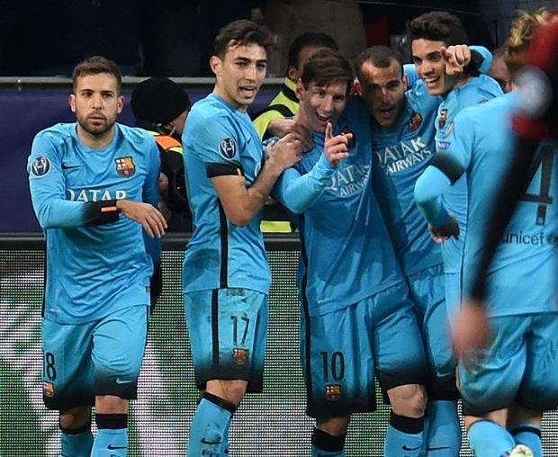 10 ƯCV tiềm năng cho vô địch Champions League: Barcelona sáng giá nhất