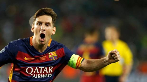 10 cầu thủ xuất sắc nhất thế giới 2015: Tam tấu M-N-S lọt top 4