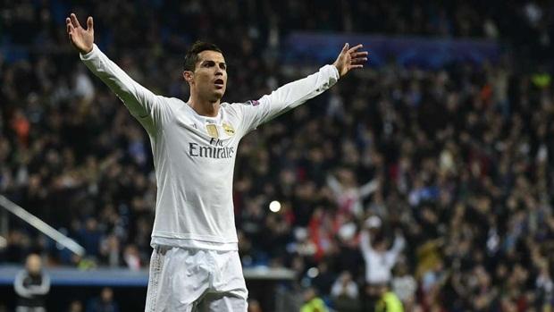 10 chân sút đỉnh nhất 2015: Ronaldo dẫn đầu