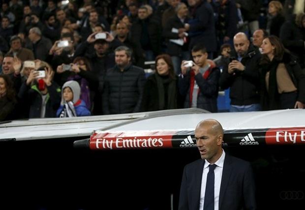 Những khoảnh khắc đẹp của Zidane trong ngày đầu lèo lái con thuyền Real