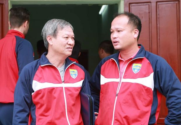 HLV Lê Thụy Hải quyết tâm cùng FLC Thanh Hóa làm nên chuyện
