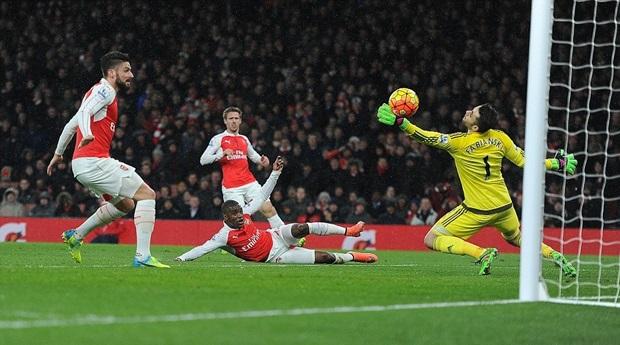 Wenger bối rối khi nhìn Arsenal thua ngay tại sân nhà