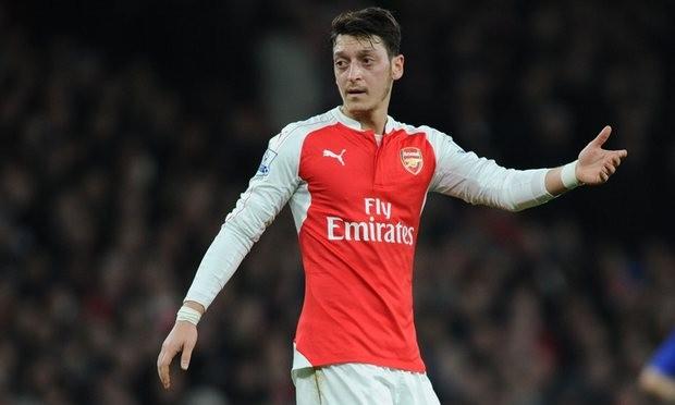 Oezil và những tâm điểm trận đại chiến Tottenham và Arsenal