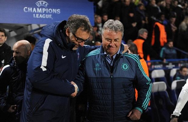 Khán giả bất đắc dĩ Terry thất vọng nhìn Ibra nhấm chìm The Blues ngay tại Stamford Bridge