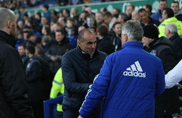 HLV Hiddink thẫn thờ nhìn Costa cắn người, Chelsea bại trận