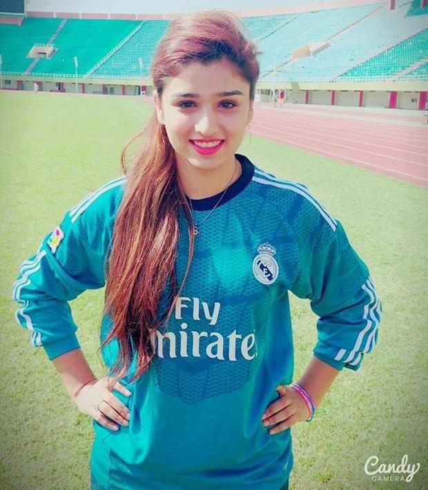 Nữ thủ môn xinh đẹp của Pakistan đốn tim thái tử Ả Rập