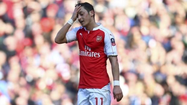 Oezil và những ngôi sao có thể sẽ rời Arsenal