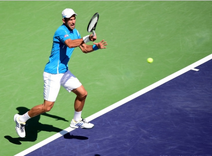 Djokovic ca khúc khải hoàn ở Indian Wells
