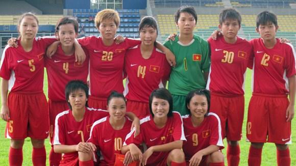 Bóng đá - Tập trung ĐT U19 nữ QG