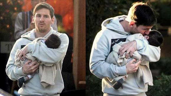 Messi thừa nhận đã thay đổi vì Thiago