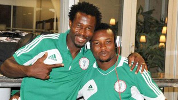 Bóng đá - CAN 2013: ĐT Nigeria trông vào sức trẻ