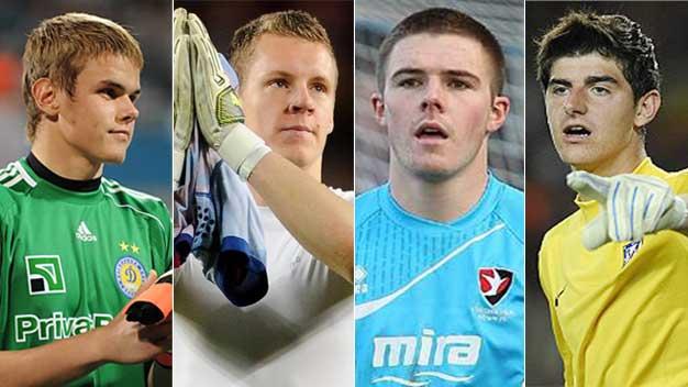 5 thủ môn triển vọng nhất châu Âu
