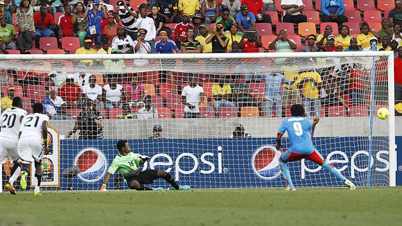 Bóng đá - CAN 2013: Congo cầm hoà Ghana, Mali thắng nhẹ Niger