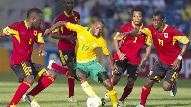 Bóng đá - CAN 2013: Bảng A còn nhiều kịch tính