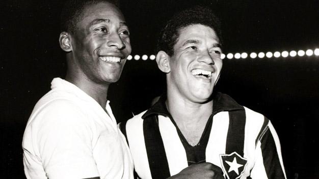 Bóng đá - Ở Brazil, Pele còn xếp dưới Garrincha