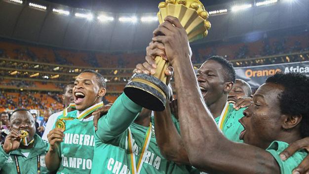 Bóng đá - Chung kết CAN 2013: Gọi tên