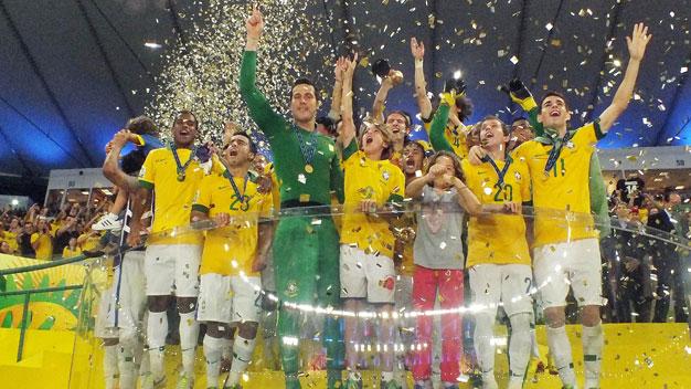 Bóng đá - Tổng kết Confed Cup 2013: Cái kết mỹ mãn