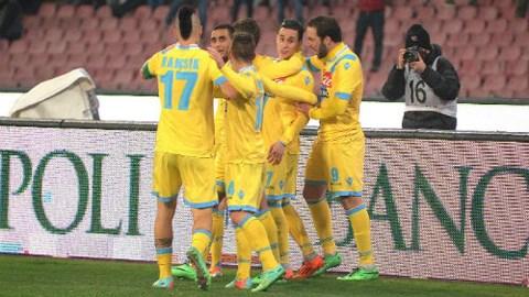 Napoli 3-0 Roma (chung cuộc 5-3): Benitez xứng danh Vua đấu Cúp